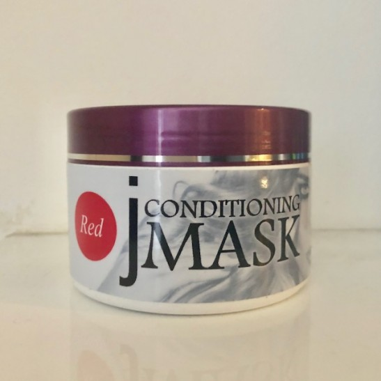 Red mask sq