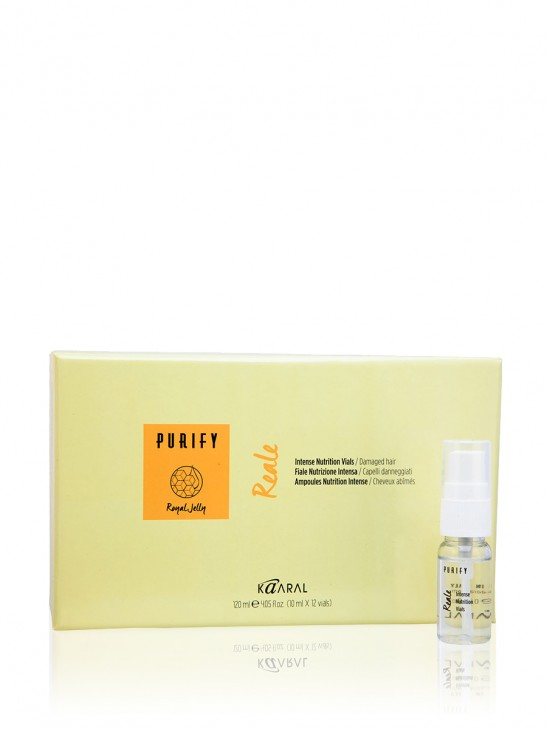 Purify Reale Intense Nutrition Treatment Vials