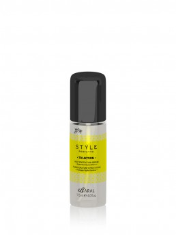 Tri Action Heat Protection Serum